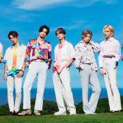 Boyband Jepang BALLISTIK BOYZ merilis lagu musim panas 'SUM BABY' bersama dengan video musik baru 10