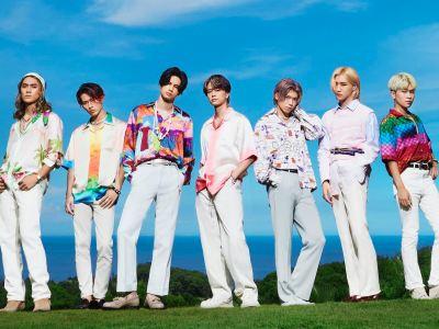 Boyband Jepang BALLISTIK BOYZ merilis lagu musim panas 'SUM BABY' bersama dengan video musik baru 8