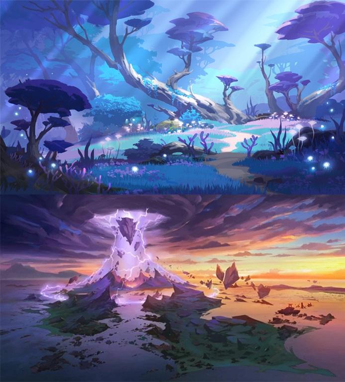 Genshin Impact Bagikan Karakter Bintang 5 Gratis, Berikut Detail Dari Update Versi 2.1! 3