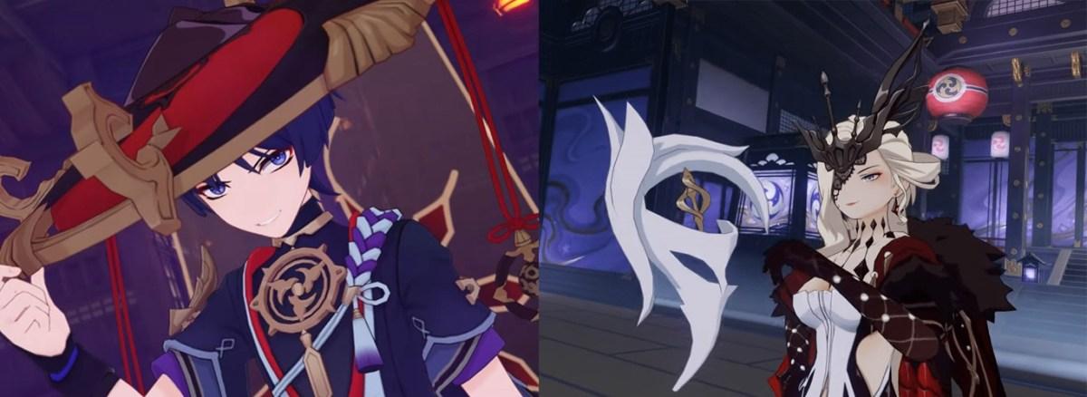 Genshin Impact Bagikan Karakter Bintang 5 Gratis, Berikut Detail Dari Update Versi 2.1! 2
