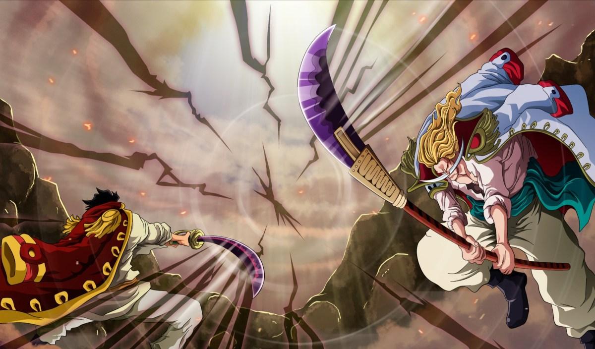 Murakumogiri, Pedang Legendaris Shirohige yang Mampu Berduel dengan Pedang Ace Roger 1