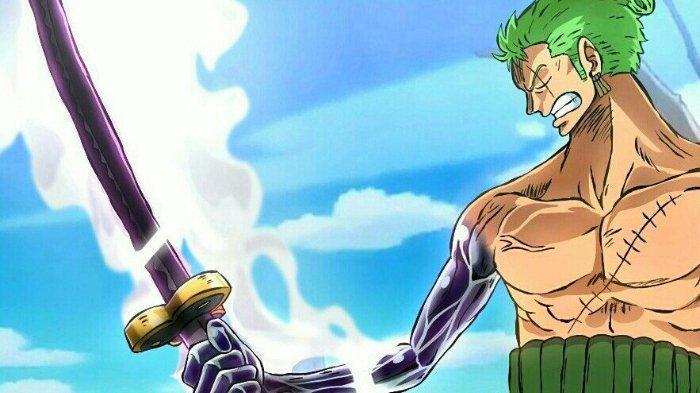 Enma, Pedang Legendaris Kozuki Oden yang Berhasil Melukai Kaido 3