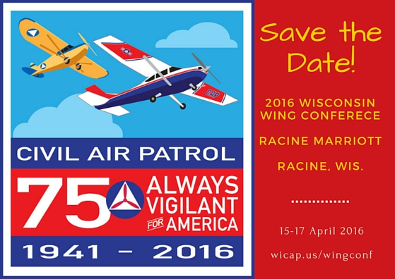Save the Date Wing Conference