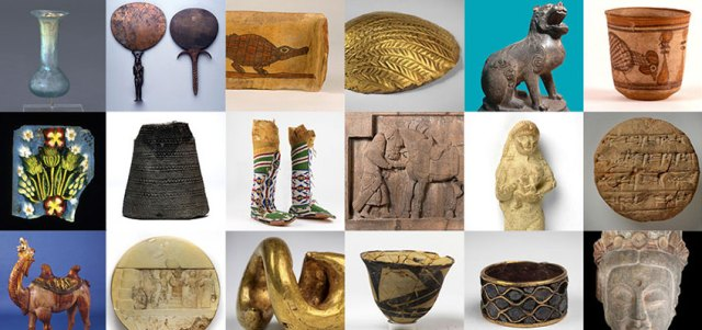 Objects in Collection