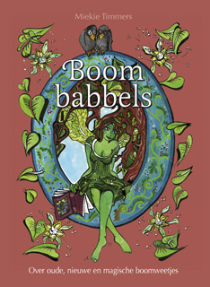 Voorkant van het boek Boombabbels