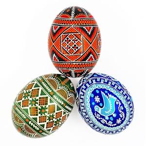 Psyanky eggs