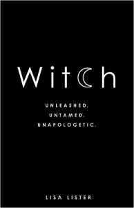 Cover of the book 'Witch' by Lisa Lister