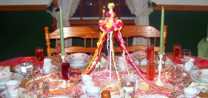 Beltane decor 3