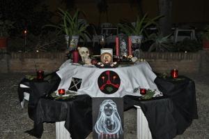 Altar del Templo de Hecate