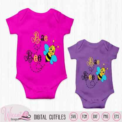 Bumblebee baby svg, Bee Baby girl svg, pregnant svg, baby shower, new baby, holiday shirt, fcm file scanncut , svg cricut, plotter file