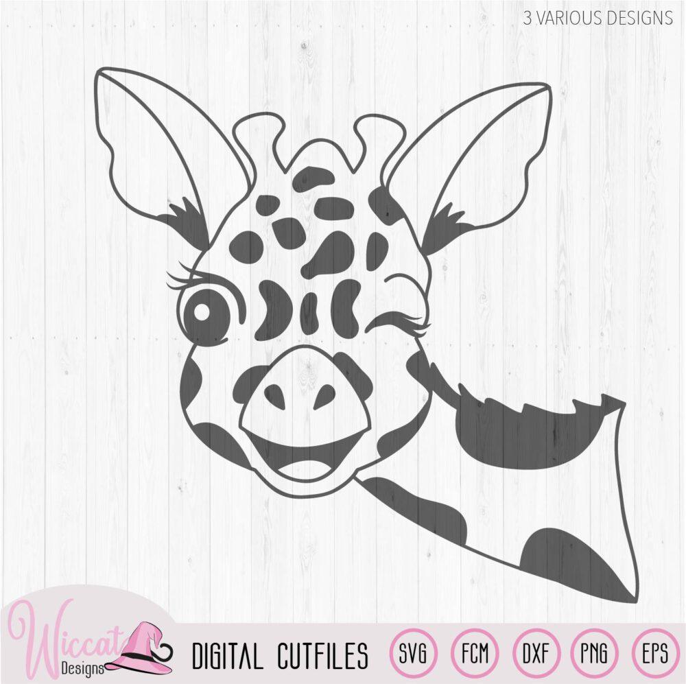125+ Baby Giraffe Svg – SVG Bundles