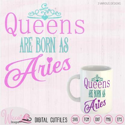 Aries Queens born in april zodiac