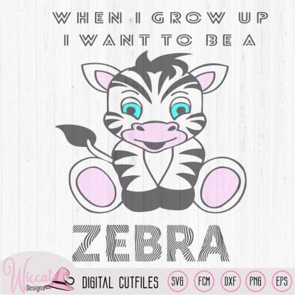 Zebra baby boy svg, zoo animal svg, safari animals