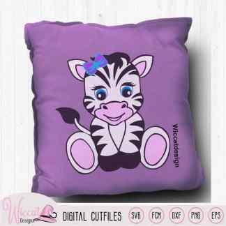Zebra Baby girls Nursery, zoo animals svg, t shirt svg, toddler, svg file, die cut file, svg cute animals baby, girl svg,