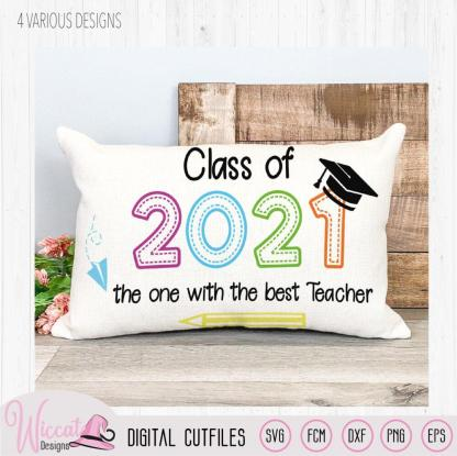 Class of 2021, end of school year