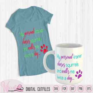 honden trainer svg, grappig shirt quote, dierendag