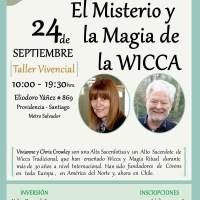 Evento: Vivianne y Chris Crowley en Chile 2016