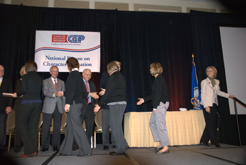 2009 NATIONAL CHARACTER EDUCATION CONFERENCE PHOTO