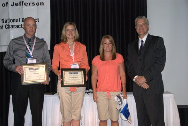 2012 PROMISING PRACTICES AWARD RECIPIENTS