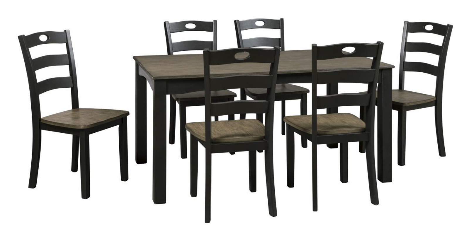 table and 6 chairs gaiam ball chair froshburg