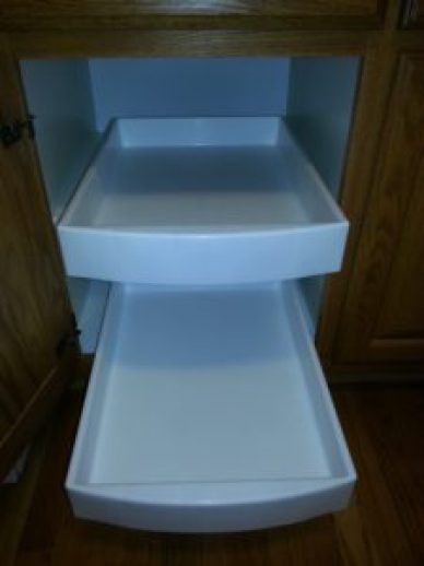 Single Roll Out Drawer