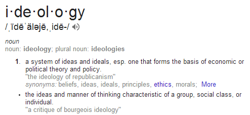 ideologydefinition  Voice For Liberty in Wichita
