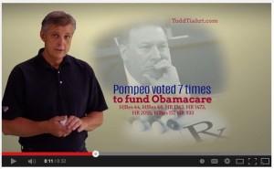 Todd Tiahrt television advertisement.