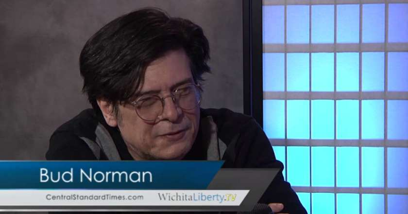 WichitaLiberty.TV: Journalist, novelist, and blogger Bud Norman on presidential politics