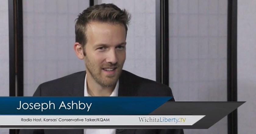 WichitaLiberty.TV: Joseph Ashby on Kansas judges, schools, and the president