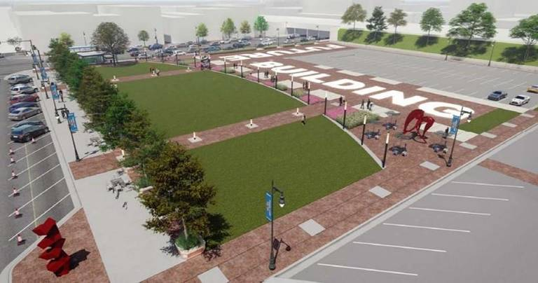 Naftzger Park public hearing to be considered