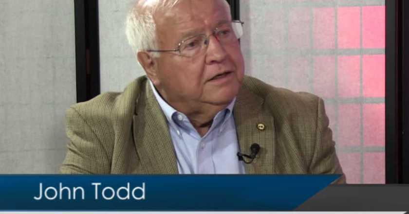 WichitaLiberty.TV: John Todd and Wichita issues