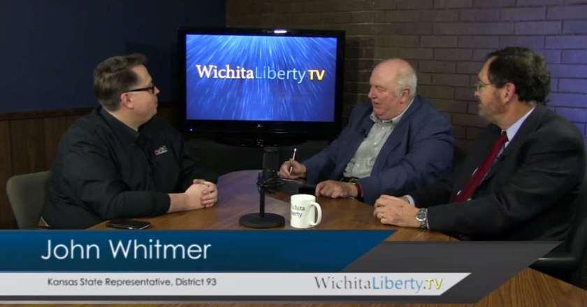 WichitaLiberty.TV: Kansas Representative John Whitmer