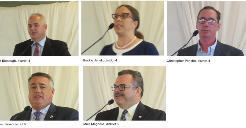 From Pachyderm: Wichita City Council Candidates