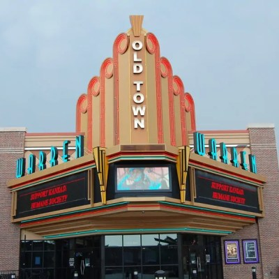 $5 Movie Tickets at Warren Old Town Theater in Wichita
