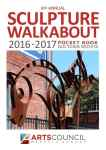 Old Town Wichita Sculpture Walkabout Pocket Guide