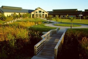 Great Plains Nature Center in Wichita KS