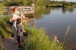 FREE family fishing nights at the Great Plains Nature Center in Wichita KS