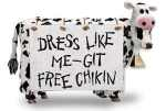 FREE Chick-fil-A on Cow Appreciation Day