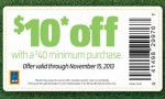 Aldi coupon: $10 off your purchase of $40
