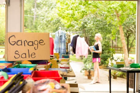 2019 Citywide and Neighborhood Garage Sales