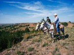 horseback riding gypsum hills in ks