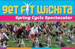 City of Wichita and Genesis Health Clubs free spin class