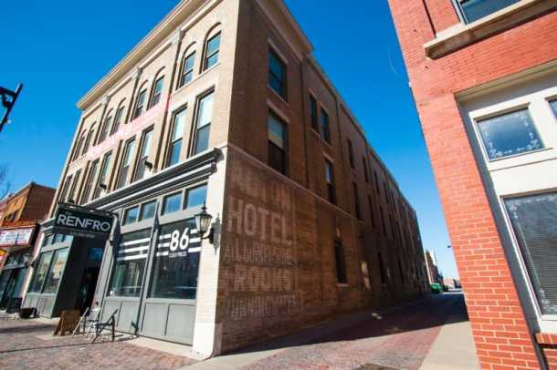 New Gallery Alley space in downtown Wichita, Kansas