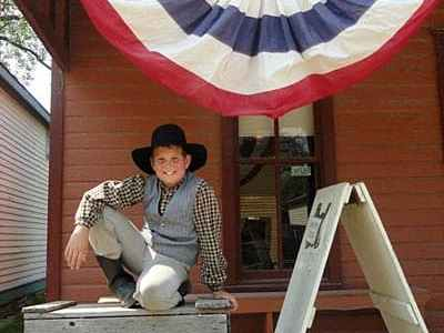 Celebrate America at Cowtown