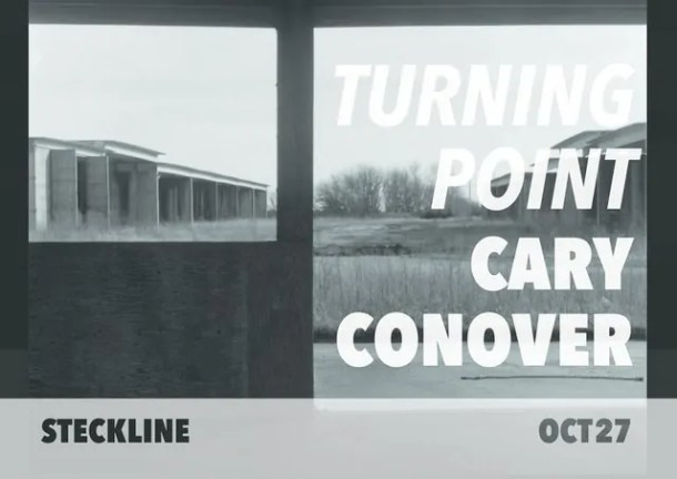 Final Friday Newman University Cary Conover Turning Point exhibit