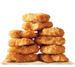 Burger King chicken nuggets deal