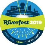 2019 button for Riverfest