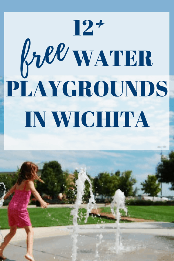 Wichita Water Playgrounds - Explore Water playgrounds and fountains in Kansas