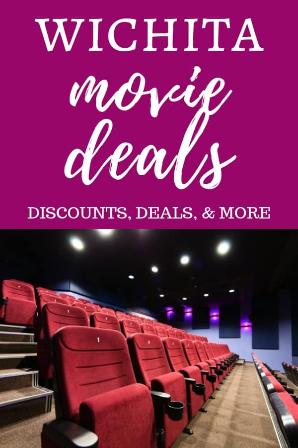Free movies or movie ticket discounts in Wichita KS - Movies on the