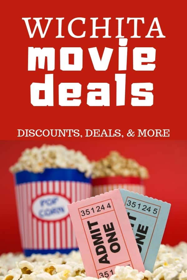 Find the best deals for movies in Wichita KS! The best Wichita Movie Theaters for Cheap Movies Wichita.   Wichita on the Cheap - Get Movie Ticket Discounts for fun, frugal activities in Wichita!